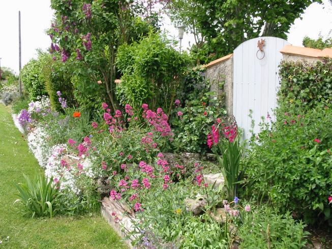 Visite De Notre Jardin D 39 Agr Ment En 2014